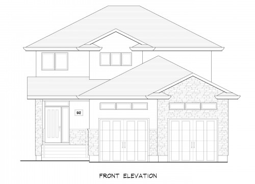 House for sale in the Evergreen area of Saskatoon at 822 Kloppenburg Court